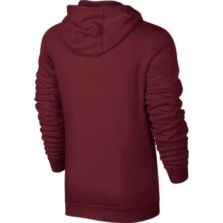 Herren Sweatshirt - Nike HOODIE FZ FLC CLUB - 2