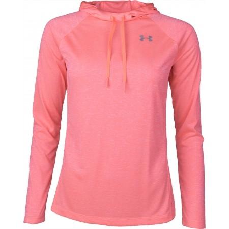 Leichtes Sweatshirt für Damen - Under Armour TECH LS HOODY 2.0 - 2