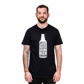 Horsefeathers SAVE WATER T-SHIRT - Herren T-Shirt