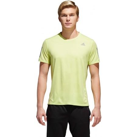 Herren T-Shirt - adidas RESPONSE TEE M - 2