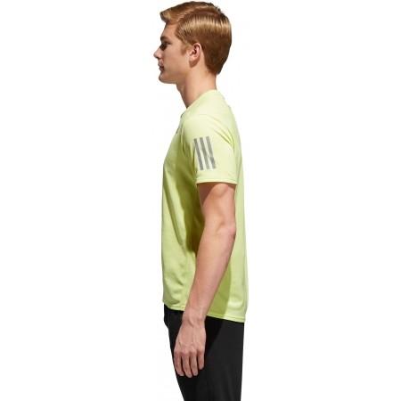Herren T-Shirt - adidas RESPONSE TEE M - 3
