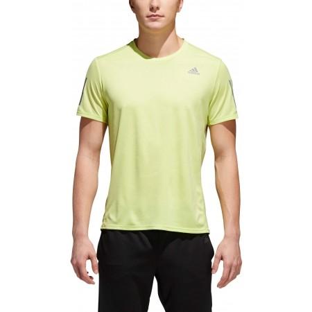Herren T-Shirt - adidas RESPONSE TEE M - 5