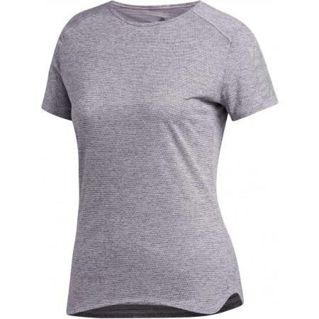 Damen T-Shirt - adidas RESPONSE TEE W - 1