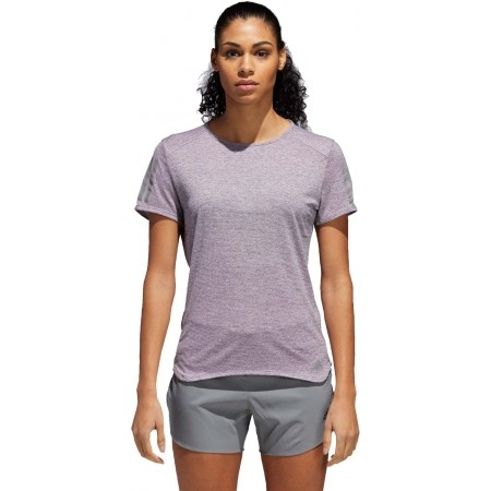 Damen T-Shirt - adidas RESPONSE TEE W - 2