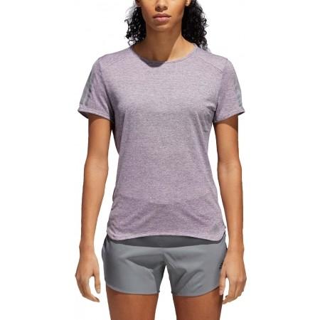 Damen T-Shirt - adidas RESPONSE TEE W - 5