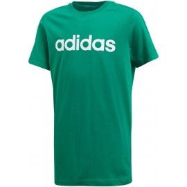 adidas ESSENTIALS LINEAR TEE - Trainingsshirt für Junioren