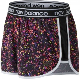 New Balance WS81146BM - Damen Sportshorts