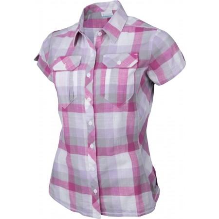 Damenhemd - Columbia CAMP HENRY SHORT SLEEVE SHIRT - 2