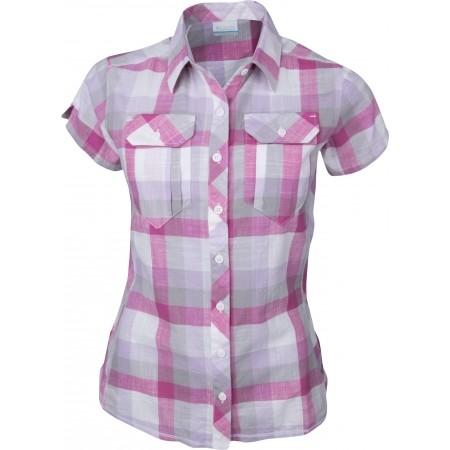 Damenhemd - Columbia CAMP HENRY SHORT SLEEVE SHIRT - 1
