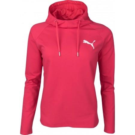 Damen Sweatshirt - Puma ACTIVE ESS HOODED - 1