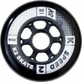 K2 90MM SPEED WHEEL 4-PACK - Rollen für Inlineskates-Set