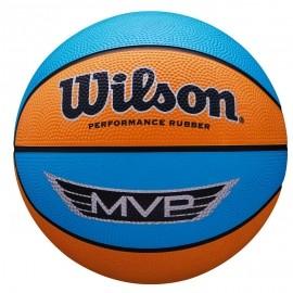 Wilson MVP MINI RBR BSKT - Mini Basketball