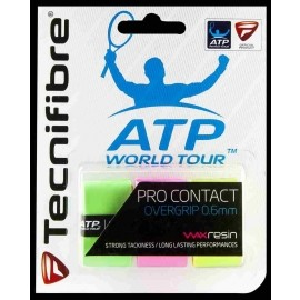 TECNIFIBRE CONTACT WRAP ATP A3 - Band für den Tennisgriff