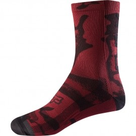 Fox W 8 PRINT SOCK - Radlersocken