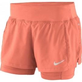 Nike ECLIPSE 2IN1 SHORT - Laufunterhose für Damen