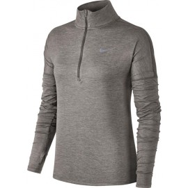 Nike DRI-FIT ELEMENT TOP HZ - Damen Laufoberteil