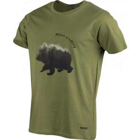 Herren T- Shirt - Hi-Tec BEORY - 5