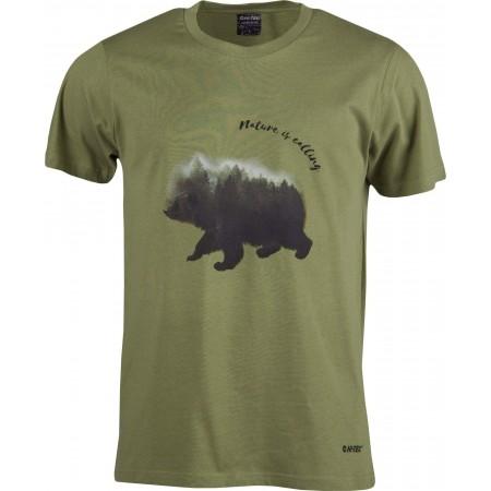 Herren T- Shirt - Hi-Tec BEORY - 4