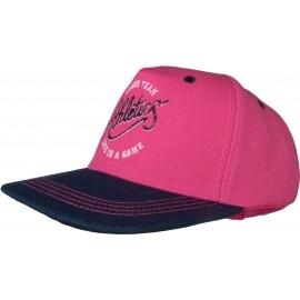 Lewro ASTONY - Mütze mit geradem Schirm für Mädchen