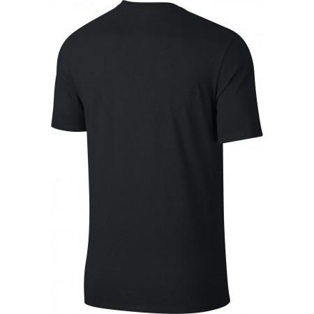 Herren T- Shirt - Nike TEE CNCPT BLUE2 M - 2