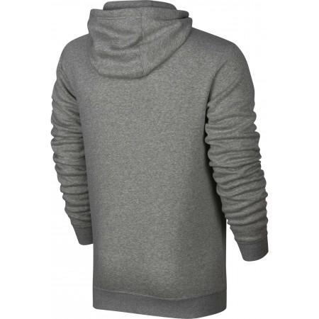 Herren Sweatshirt - Nike HOODIE FZ FLC CLUB - 4