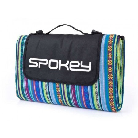 Picknickdecke - Spokey PICNIC FLORAL - 2