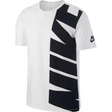 Herren T-Shirt - Nike SPORTSWEAR TEE HYBRID 1 - 1