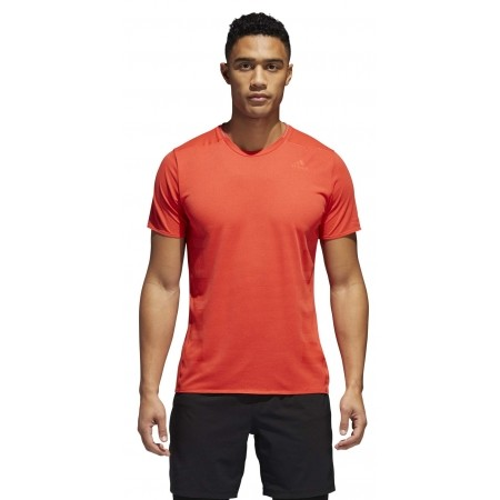 T-Laufshirt für Herren - adidas SN SS TEE M - 5