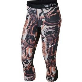 Nike PRO CAPRI - Damen Capri Trainingshose