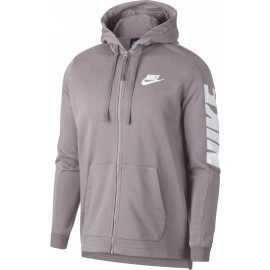 Nike SPORTSWEAR HOODIE FT FZ HYBRID - Herren Fleecejacke