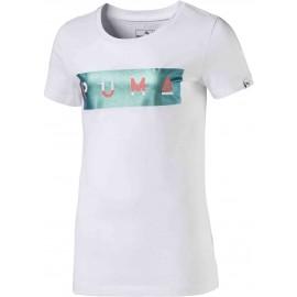 Puma STYLE GRAPHIC TEE 1 JR - Mädchen T-Shirt