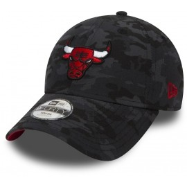New Era 9FORTY CAMO TEAM CHICAGO BULLS - Club Schirmmütze für Kinder