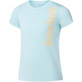 Reebok GIRLS ESSENTIALS BASIC T-SHIRT - Sport T-Shirt für Kinder