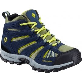 Columbia YOUTH NORTH PLAINS MID WP - Kinder Outdoorschuhe