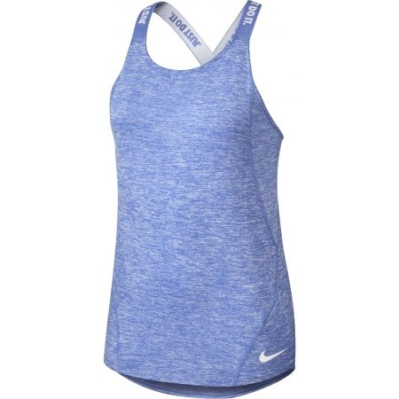 Mädchen Kompressionsshirt - Nike DRY TANK ELSTKA - 1