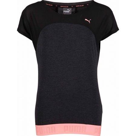 Sportliches Damen T-Shirt - Puma TRANSITION TEE - 1