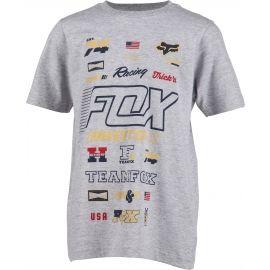 Fox Sports & Clothing YOUTH EDIFY SS TEE - Kinder Trikot