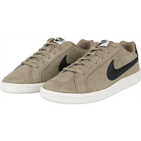 Herren Schuh - Nike COURT ROYALE SUEDE - 4
