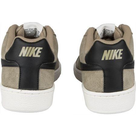 Herren Schuh - Nike COURT ROYALE SUEDE - 9