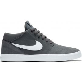 Nike SB SOLARSOFT PORTMORE II MID - Herren Skateboardschuh