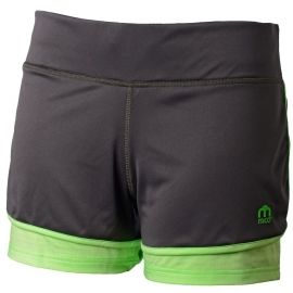 Mico W SHORTS BRIEF INSERT - Damen Laufshorts