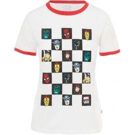 Vans WM AVENGERS RINGER TEE - Damen Shirt