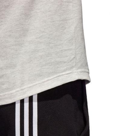 Herren T-Shirt - adidas M SID LOGO Tee - 8