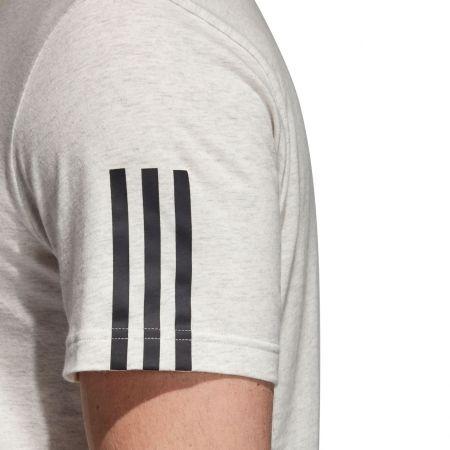 Herren T-Shirt - adidas M SID LOGO Tee - 7