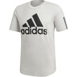 adidas M SID LOGO Tee - Herren T-Shirt
