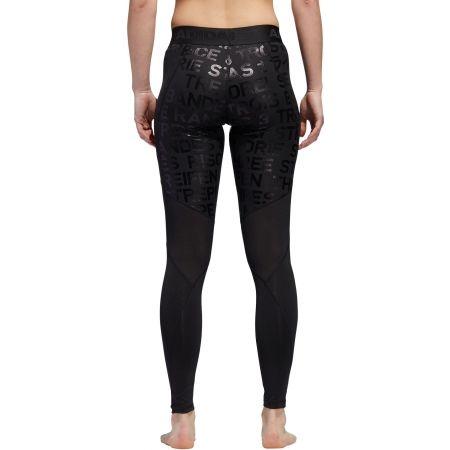 Damen Leggings - adidas ASK SPT LT 3 - 4