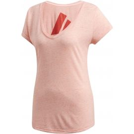 adidas WINNERS TEE - Damen T-Shirt