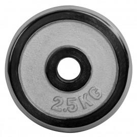 Keller JPL24 - 2,5kg chrom - Gewichte