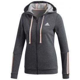 adidas COM MS FZ HOOD - Damen Hoodie