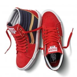 Vans UA SK8-HI MARVEL CAPTAIN AMERICA - Unisex Sneaker